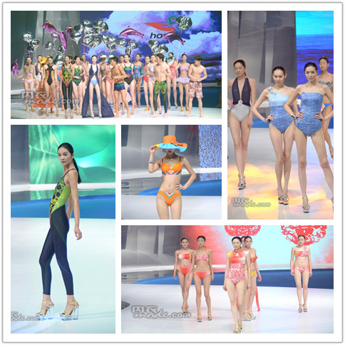 浩沙2014春夏泳装流行趋势发布